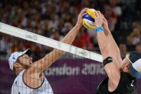 Londres 2012: Brasil perdió la final de Voley masculino ante Alemania