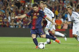 Video: Revive la ida de la Supercopa entre Barcelona y Real Madrid