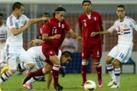 Perú vs Colombia: Alineaciones confirmadas - Sudamericano Sub 20 Hexagonal