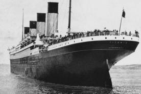 Magnate realizará réplica del Titanic para terminar su recorrido