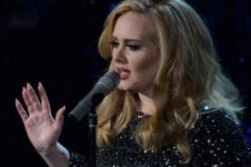 Premios NetJoven: Adele lidera los votos como Mejor Cantante Internacional
