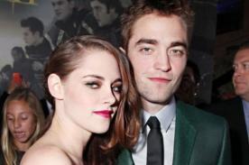 Kristen Stewart prepara noche romántica para regreso de Robert Pattinson