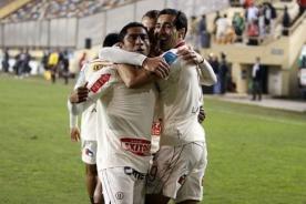 Descentralizado 2013: Universitario vs Melgar (3 - 0) - Minuto a minuto