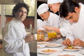 Gastón Acurio anuncia que abrirá una Universidad de Gastronomía