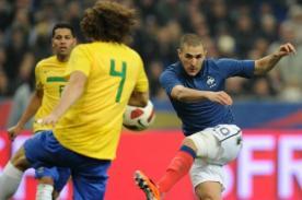 Amistoso Internacional: Brasil vs Francia - en vivo por Direc TV