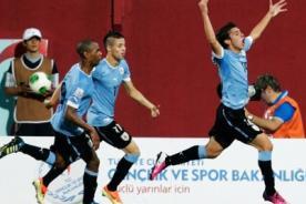 Video de goles y penales: Irak vs Uruguay 1-1 (6-7) - Mundial Sub20