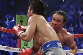 Video: Juan Manuel Márquez es acusado de dopaje - Boxeo