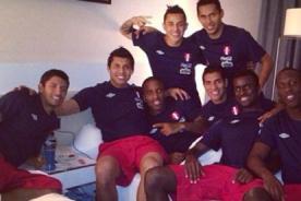 Foto: Selección Peruana se junta previo Corea del Sur vs Perú