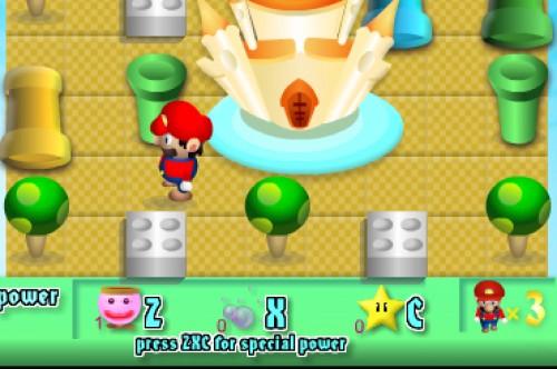 Juegos Friv de Mario Bros: Diviértete con Mario Bomberman en NetJoven
