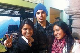 Zac Efron se quedará una semana en Cusco por paquete turístico