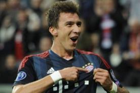 Mario Mandzukic sería refuerzo del Real Madrid en enero