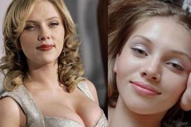 Estrellas de Hollywood tendrían sus dobles porno - Fotos