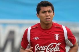 Rinaldo Cruzado confía en un buen partido de la selección peruana