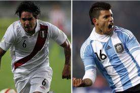 En vivo por ATV: Perú vs Argentina - Eliminatorias Brasil 2014