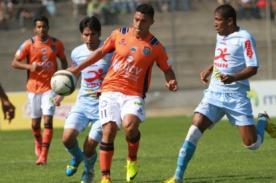 Video de goles: Real Garcilaso vs César Vallejo (2-2) -  Descentralizado 2013