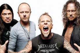 Metallica se declara fan de Justin Bieber