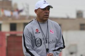 Roberto Mosquera: Hasta ahora se cumplió todo lo que soñe como entrenador