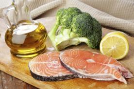Ácidos grasos: Alimentos que benefician al hígado graso