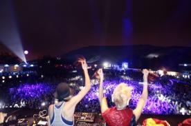CREAMFIELDS 2013: Mañana se desata la más increíble fiesta electrónica