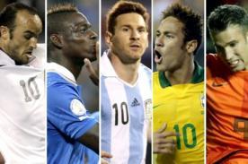 Mundial Brasil 2014: Estos son los 32 equipos que estarán en competencia