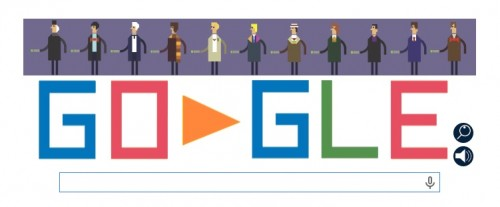 Doctor Who llega a Google con divertido doodle interactivo