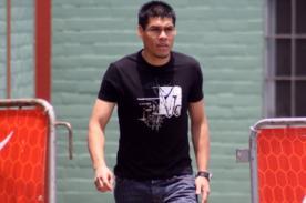 Universitario: Hernán Rengifo podría vestirse de crema el 2014