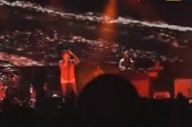 Incubus y su inolvidable concierto - VIDEO