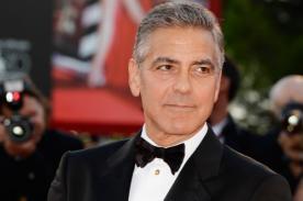 George Clooney no necesita negar que es gay