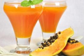 Papaya: Fruta que ayuda a perder peso