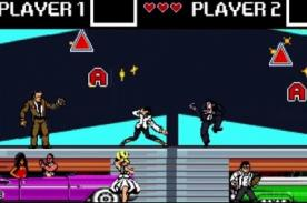 CineFix: Adaptan película Pulp Fiction a videojuego de 8 bits - VIDEO