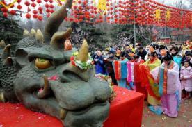 La leyenda de Nian, el monstruo del Año Nuevo Chino