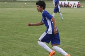 Sporting Cristal: Joven futbolista fallece en entrenamientos