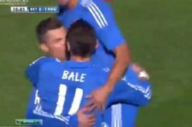 Video: Goles de Real Madrid vs Real Betis (5-0) con Cristiano Ronaldo