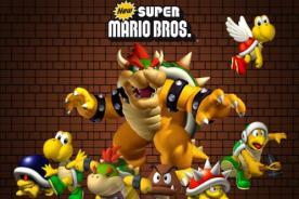 Friv: Pasa los más difíciles obstáculos con juego Friv de Mario Bros
