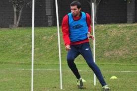 Gianmarco Gambetta es el nuevo jugador del club Argentinos Juniors