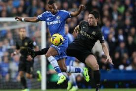 Premier League 2014: Chelsea venció a Manchester City por 1-0