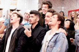 One Direction no pagará más taxis gracias a Midnight Memories