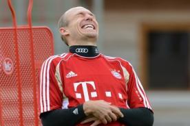 Arjen Robben renovó por tres años más con el Bayern Munich