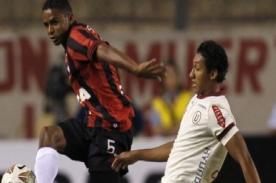 Copa Libertadores: Universitario cayó ante A. Paranaense (3 - 1) - Video
