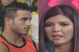 Nicole Faverón acepta que hizo show con Eyal Berkover para Esto es Guerra