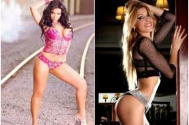 Videos sensuales de Viviana Rivasplata y Mariella Zanetti en YouTube