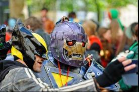 Fanáticos de X-Men rompen el record Guinnes de mayor número de mutantes