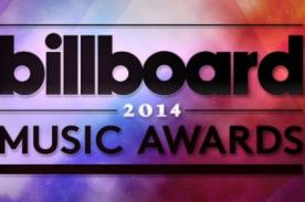 Tuiteros comparten fotos de Premios Billboard 2014