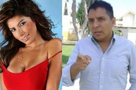 Edwin Sierra a Milena Zárate: Que Dios la bendiga [Video]