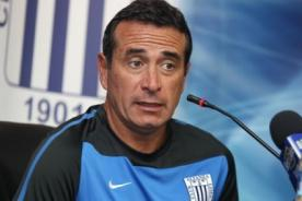 Guillermo Sanguinetti: 'Es un punto que nos viene bien'