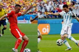 En vivo: Argentina vs Suiza minuto a minuto - Mundial Brasil 2014