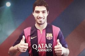 Luis Suárez y su emotiva carta para despedirse del Liverpool