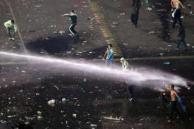 Vandalismo se presenció en Argentina por derrota en el Mundial 2014 [Video]