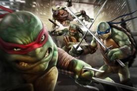 EE.UU.: Estreno de las Tortugas Ninja sorprende en las taquillas
