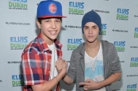 Instagram: ¿Austin Mahome se copia del look de Justin Bieber?